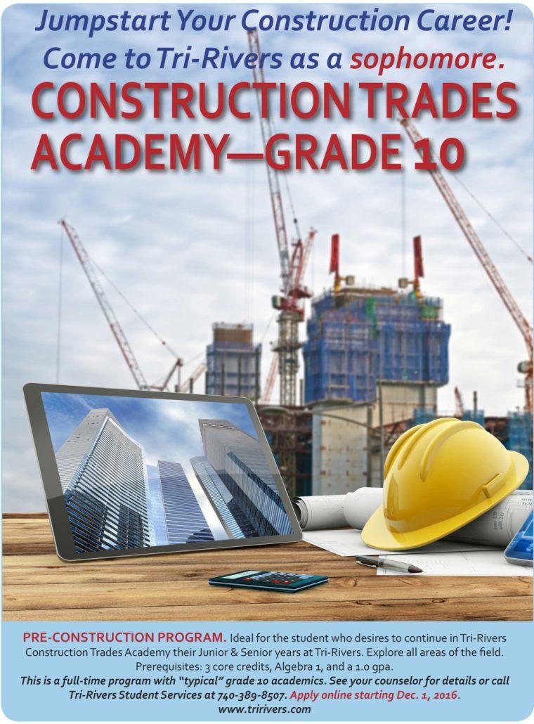 construction-trades-academy-10th-grade-flyer