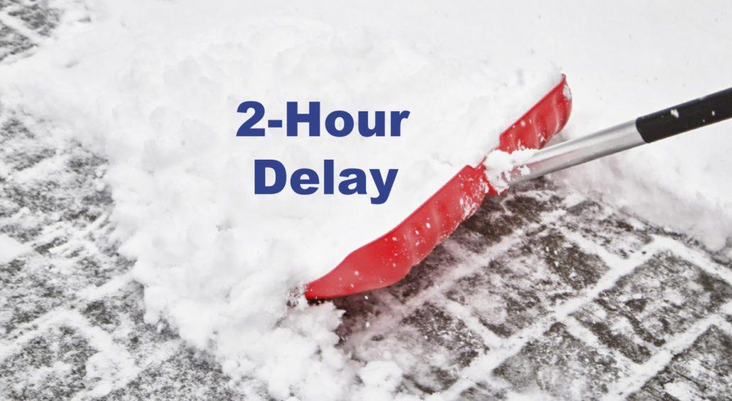 2 Hour Delay Thursday Dec 15 2016