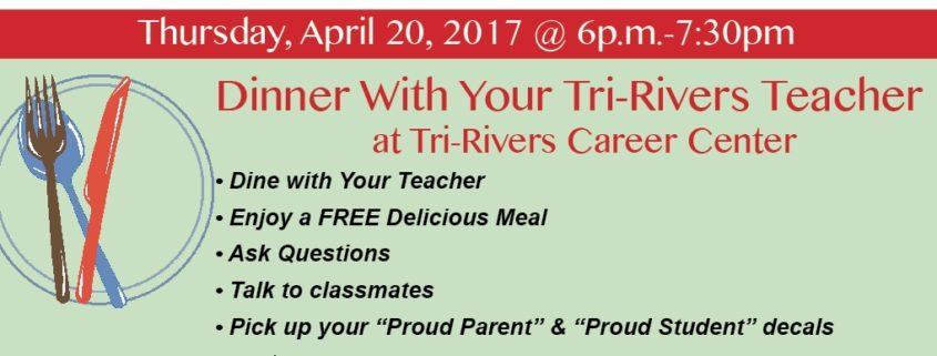 teacher dinner DWTT