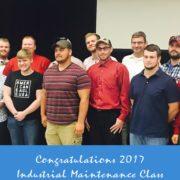 Industrial Maintenance Class 2017