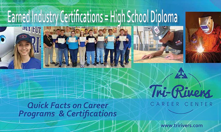 Industry Certifications - Tri-Rivers Career Center & Center for ...